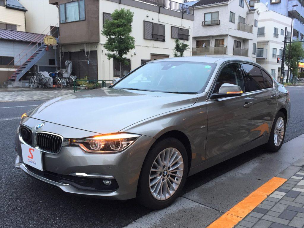 外車・輸入車のお買取ならスマートオートへ!高価お買取をさせていただきました<BMW 320d>