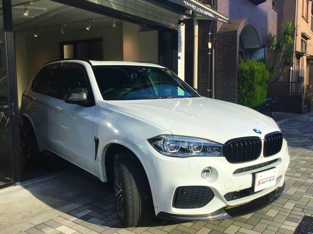 外車・輸入車のお買取ならスマートオート!高価お買取をさせていただきました BMW X5